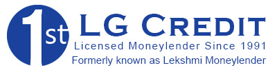 1st LG Credit Pte Ltd - Licensed Money Lender in Orchard Road