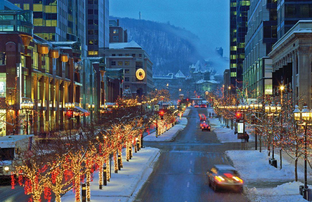 The Best Way To Travel Between Cities In Canada